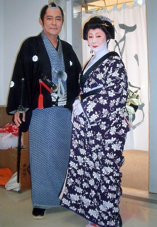 中山仁と加藤剛は似ている?